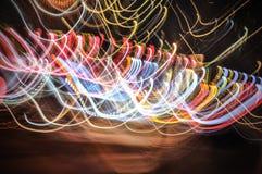 Straal van Licht Royalty-vrije Stock Foto