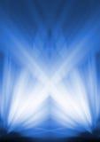 Straal van licht Royalty-vrije Stock Afbeeldingen