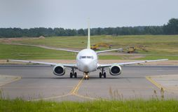Straalvliegtuigen royalty-vrije stock foto