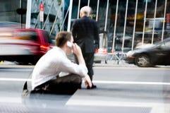 Straat Royalty-vrije Stock Fotografie