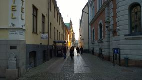 straat Royalty-vrije Stock Afbeelding