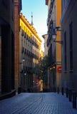Straat Royalty-vrije Stock Afbeeldingen