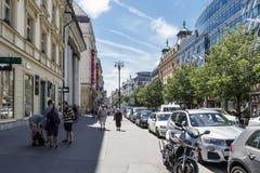 straat Royalty-vrije Stock Foto