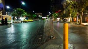 Straat in Iran Stock Afbeeldingen