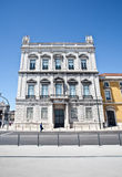 Straat in Lissabon Royalty-vrije Stock Fotografie
