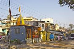 Straat in Nashik royalty-vrije stock fotografie