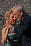Straat-tango in Monza op 14 Mei, 2017 Stock Foto