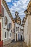 Straat in Ubeda, Spanje Royalty-vrije Stock Afbeelding