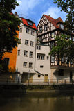 Straat van Bamberg Stock Afbeelding