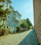 Straat van de Koude Fontein Royalty-vrije Stock Afbeeldingen