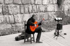 Straat van Flamenco Royalty-vrije Stock Afbeeldingen