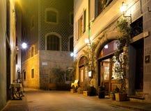 Straat van Florence royalty-vrije stock afbeeldingen