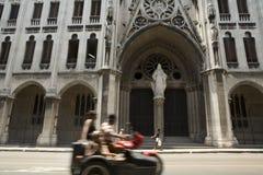 Straat van Havana royalty-vrije stock foto's