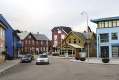 Straat van Heninsbaerg Stock Foto's