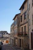 Straat van Limoges Royalty-vrije Stock Afbeelding