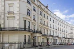 Straat van Londen Royalty-vrije Stock Afbeeldingen