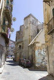 Straat van Palermo Royalty-vrije Stock Afbeelding