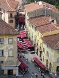 Straat van Pisa Royalty-vrije Stock Fotografie