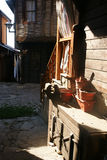 Straat van Sozopol 3 stock foto's