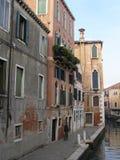 Straat van Venetië Royalty-vrije Stock Afbeeldingen