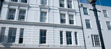 Straatarchitectuur van tunbridge Royalty-vrije Stock Foto's