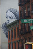 Straatkunst in New York Royalty-vrije Stock Afbeelding