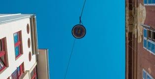 Straatlantaarn Royalty-vrije Stock Afbeeldingen