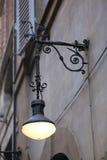straatlantaarn Royalty-vrije Stock Afbeelding