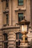 Straatlantaarn Londen, het Verenigd Koninkrijk Royalty-vrije Stock Foto