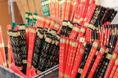 Straatmarkt Wajima Ishukawa Japan royalty-vrije stock afbeelding
