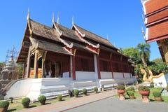 Straatmening in Chiang Mai, Thailand Royalty-vrije Stock Afbeeldingen