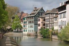 Straatsburg Stock Foto