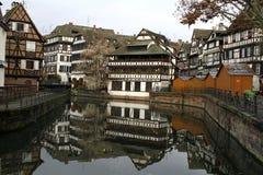 Straatsburg Royalty-vrije Stock Foto's