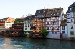Straatsburg Royalty-vrije Stock Afbeelding