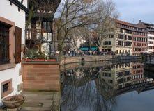 Straatsburg Stock Fotografie
