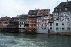 Straatsburg, Frankrijk Stock Afbeeldingen