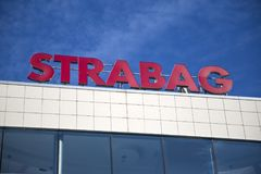 Strabag company Stock Photography