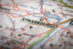 Straßburg Stockfoto