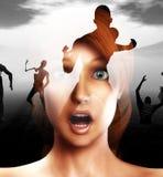 Strach 15 Obrazy Stock