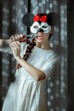 Strach dentysta zdjęcia royalty free