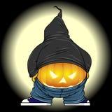 strachu Halloween nie royalty ilustracja