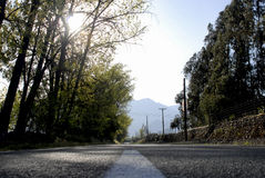 Strada immagine stock