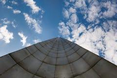 Strada al cielo Fotografie Stock