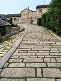 Strada antica immagine stock