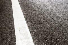 Strada asfaltata Immagini Stock Libere da Diritti