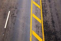 Strada astratta Fotografia Stock Libera da Diritti