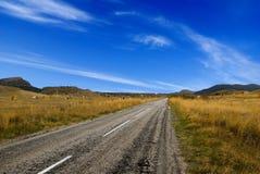 Strada che vive lontano fotografia stock libera da diritti