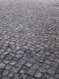 Strada del Cobblestone fotografia stock