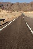 Strada del deserto Immagine Stock Libera da Diritti