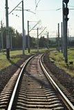 Strada del treno immagini stock libere da diritti